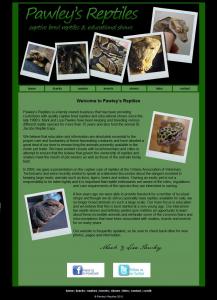 Pawley's Reptiles