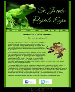 St. Jacobs Reptile Expo